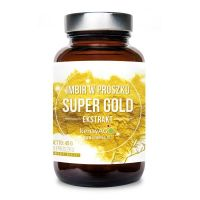 Imbir w proszku Super Gold Ekstrakt (40 g) Arjuna Natural Extracts