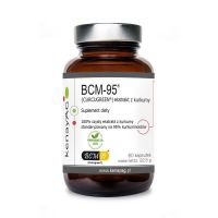 BCM-95 ekstrakt z kurkumy Curcugreen (60 kaps.) Arjuna Natural Extracts
