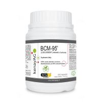 BCM-95 ekstrakt z kurkumy (Biocurcumin) (300 kaps.) Arjuna Natural Extracts