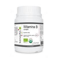 BIO Witamina B complex - Orgen-B (240 kaps.) Gee Lawson