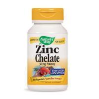Cynk (Zinc Chelate) - Chelat Cynku 30 mg (100 kaps.) Nature's Way