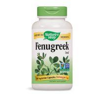 Fenugreek - Kozieradka 610 mg (180 kaps.) Nature's Way