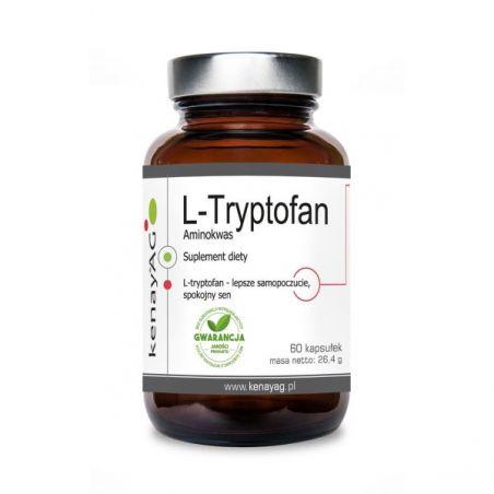 L-Tryptofan 440 mg (60 kaps.) Kenay AG