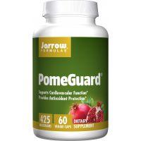 PomeGuard - ekstrakt z Owocu Granatu 425 mg (60 kaps.) Jarrow Formulas