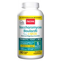 Probiotyk Saccharomyces Boulardii + MOS (90 kaps.) Jarrow Formulas