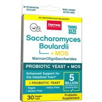 Probiotyk Saccharomyces Boulardii + MOS (30 kaps.) Jarrow Formulas