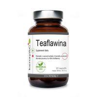Bioflawonoid Teaflawina 40% - ekstrakt z Liści Czarnej Herbaty (60 kaps.) KenayAG