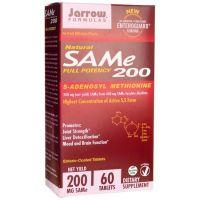 SAMe - S-Adenozylo L-Metionina 200 mg (60 tabl.) Jarrow Formulas