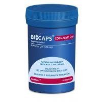 Bicaps Coenzyme Q10 - Koenzym Q10 100 mg + Inulina 80 mg (60 kaps.) ForMeds