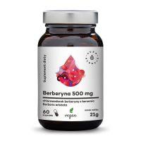 Berberyna 250 mg - Chlorowodorek Berberyny (60 kaps.) Aura Herbals