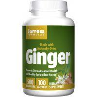 Ginger - Imbir 500 mg (100 kaps.) Jarrow Formulas