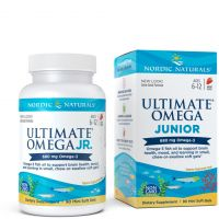 Ultimate Omega Junior - Omega 3 680 mg (90 kaps.) Nordic Naturals
