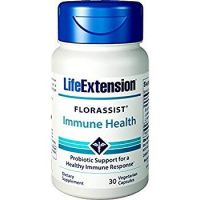 Probiotyki na odporność Florassist Immune Health (30 kaps.) Life Extension