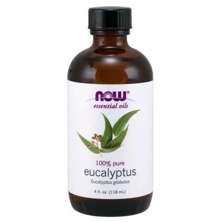 100% Olejek Eukaliptusowy - Eukaliptus (118 ml) NOW Foods