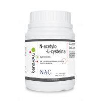 NAC - N-Acetylo-L-Cysteina 150 mg (300 kaps.) Kenay