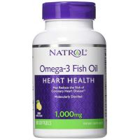 Omega-3 Fish Oil 1000 mg (90 kaps.) Natrol