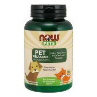 Zwierzęta - Pet Relaxant Uspokojenie i relaks dla psów i kotów (90 tabl.) NOW Pets