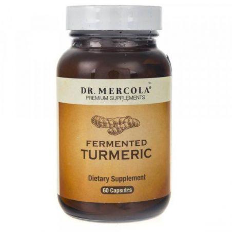 Fermented Turmeric - Sfermentowana Kurkuma (60 kaps.) Dr Mercola