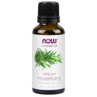 100% Olejek Rozmarynowy (Rosemary) - Rozmaryn (30 ml) NOW Foods