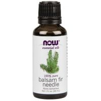 100% Olejek z Jodły Balsamicznej - Jodła Balsamiczna (30 ml) NOW Foods