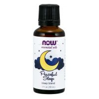 Peaceful Sleep Oil Blend (30 ml) NOW Foods