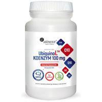Ubichinol - Koenzym Q10 100 mg (60 kaps.) Aliness