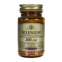 Selenium - Selen 200 mcg (50 tabl.) Solgar