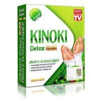 Plastry oczyszczające Kinoki Detox Gold (10 szt.) Aura Herbals
