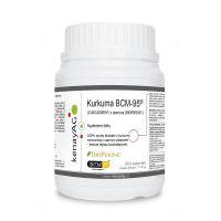 BCM-95 ekstrakt z kurkumy Curcugreen z piperyną Bioperine (300 kaps.) Kenay