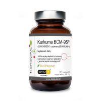 BCM-95 ekstrakt z kurkumy Curcugreen z piperyną Bioperine (60 kaps.) Kenay AG