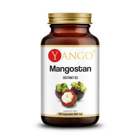 Mangostan - ekstrakt 10:1 (100 kaps.) Yango
