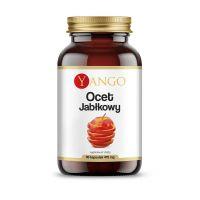 Ocet Jabłkowy 475 mg (90 kaps.) Yango