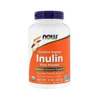 BIO Inulina (227 g) NOW Foods