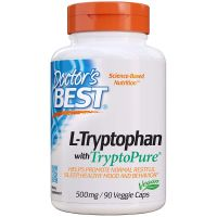 L-Tryptofan 500 mg (90 kaps.) Doctor's Best