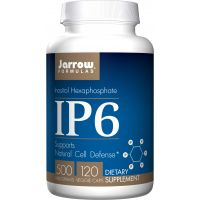IP6 - Heksafosforan Inozytolu 500 mg (120 kaps.) Jarrow Formulas