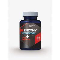 Enzymy Trawienne + Probiotyk (180 kaps.) Hepatica