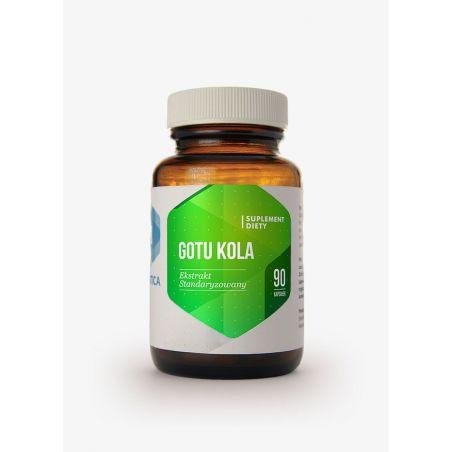 Gotu Kola 220 mg (90 kaps.) Hepatica