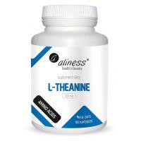 L-Teanina 200 mg (100 kaps.) Aliness