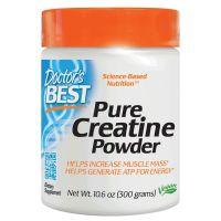 Monohydrat Kreatyny Creapure (300 g) Doctor's Best