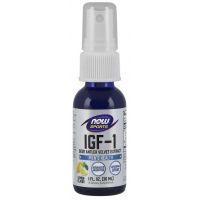 IGF-1 Liposomalny spray (30 ml) NOW Foods