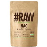 NAC - N-Acetyl L-Cysteine (120 kaps.) RAW series