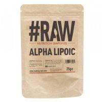 ALA - Kwas Alfa Liponowy (25 g) RAW Series
