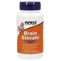 Brain Elevate (60 kaps.) NOW Foods