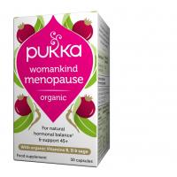 BIO Womankind Menopause - Menopauza (30 kaps.) Pukka