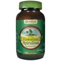 Hawaiian Spirulina - Spirulina hawajska Pacifica 1000 mg miętowa (180 tabl.) Cyanotech / Nutrex Hawaii