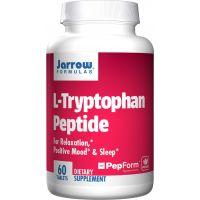 L-Tryptophan Peptide - Peptydy L-Tryptofanu (60 tabl.) Jarrow Formulas
