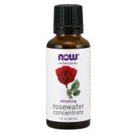 Olejek Eteryczny Rosewater Concentrate (30 ml) NOW Foods