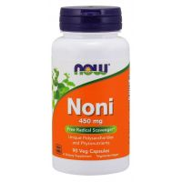 Noni 450 mg (90 kaps.) NOW Foods