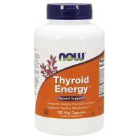 Thyroid Energy - Wsparcie Tarczycy (180 kaps.) NOW Foods