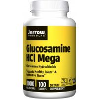 Glukozamina HCL 1000 mg (100 tabl.) Jarrow Formulas